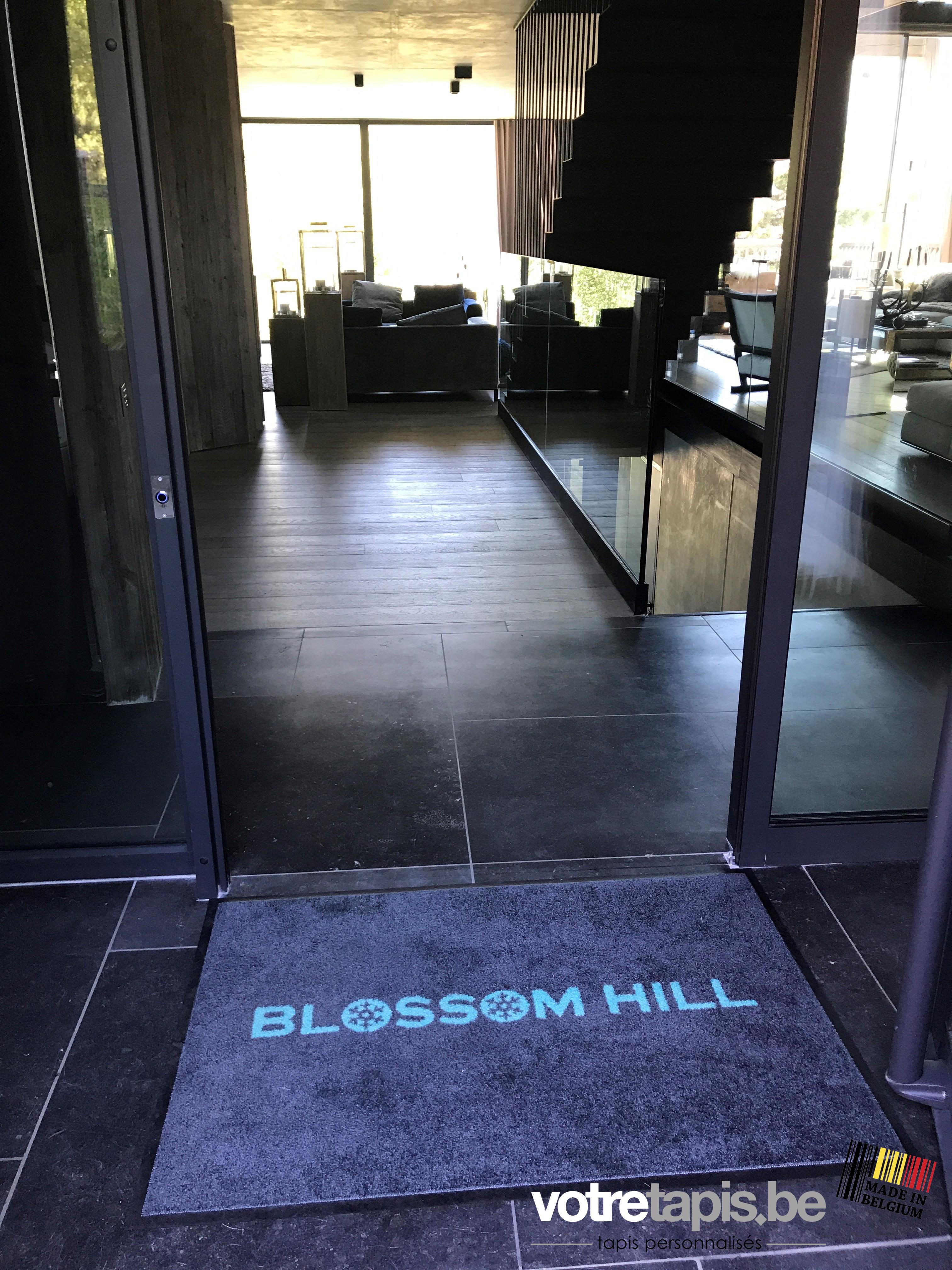 tapis personnalis de qualit pour chlet blossom hill - Tapis Personnalise