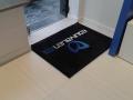 tapis encastré personnalisé sur mesure