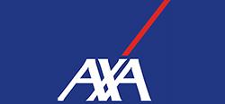 tapis personnalisé pour banque AXA