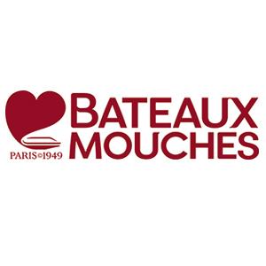 Tapis personnalisé Paris pour les Bateaux Mouches