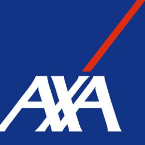 Tapis personnalisé pour banque AXA France
