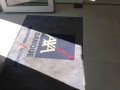 Tapis personnalisable banque AXA France